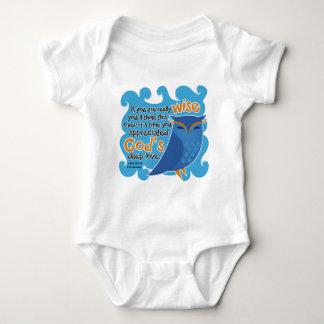 Cute Christian Owl T-shirt