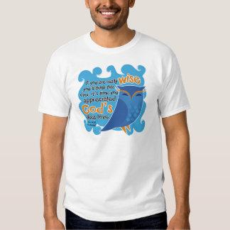 Cute Christian Owl T Shirts