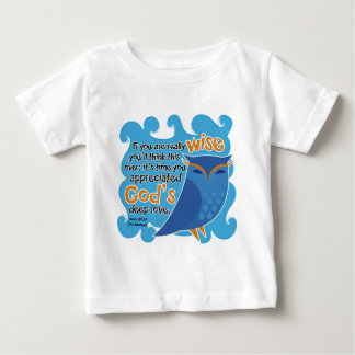 Cute Christian Owl Tee Shirts