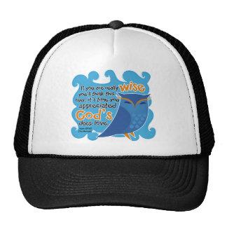 Cute Christian Owl Trucker Hat