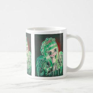 Cute Christmas Angel Coffee Mug