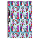 Cute Christmas Angels Dry-Erase Whiteboards