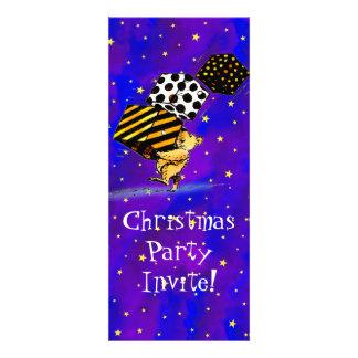 Cute Christmas Bears Custom Announcements