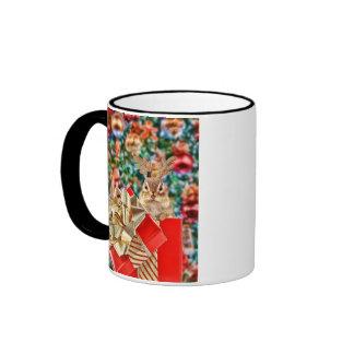 Cute Christmas Chipmunk Mug