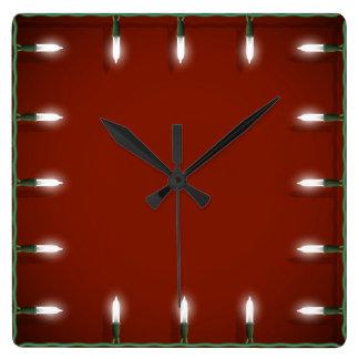 Cute Christmas Clock