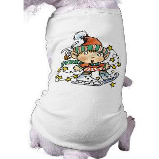 Cute Christmas Dog shirt