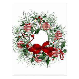 Cute Christmas Gifts Postcard