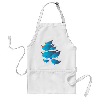 Cute Christmas Gifts: Whales Aprons