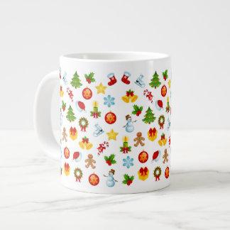 Cute Christmas Jumbo Mug