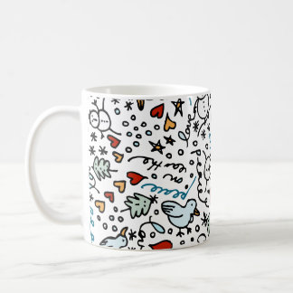 Cute Christmas Love Mug