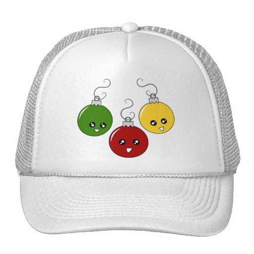 Cute Christmas Ornaments Hat