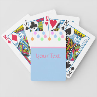Cute Christmas Playing Cards