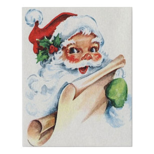 Christmas Canvas Art Prints Zazzle