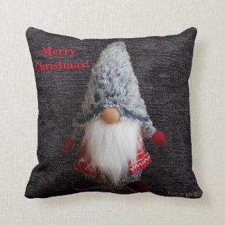 Cute Christmas Throw Pillow