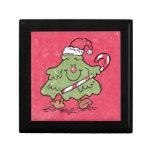 Cute Christmas Tree Gift Box