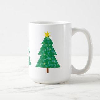 Cute Christmas Tree Coffee Mugs