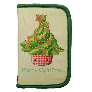 Cute Christmas Tree Planner