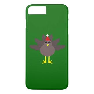 Cute Christmas Turkey iPhone Case
