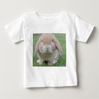 Cute Chubby Bunny Baby T-Shirt