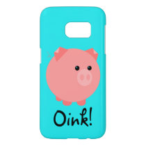 Cute Chubby Pig Case