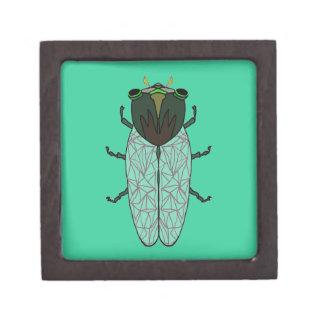 Cute Cicada Premium Jewelry Boxes