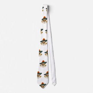 Cute Cinco de Mayo Mexican Holiday Celebration Tie