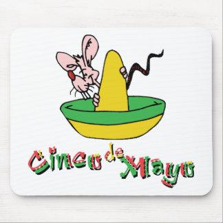 Cute Cinco de Mayo Mouse Pad