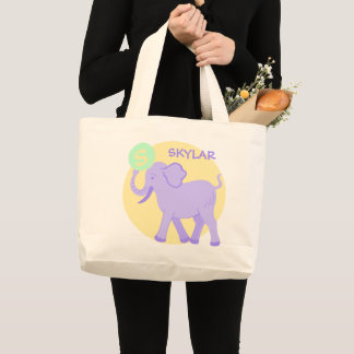 Cute Circus   Baby Elephant Diaper Bag Boy Girl