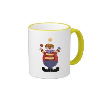 Cute Circus Clown Mug