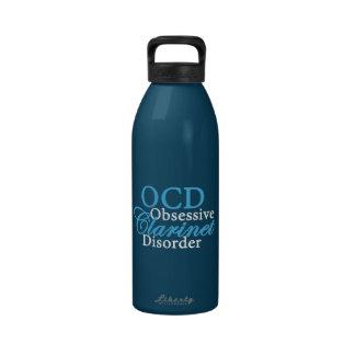 Cute Clarinet Reusable Water Bottle