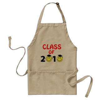 Cute Class of 2010 Adult Apron