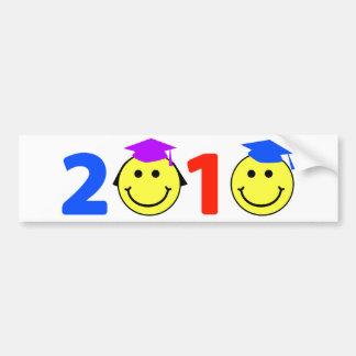 Cute Class of 2010 Bumper Sticker