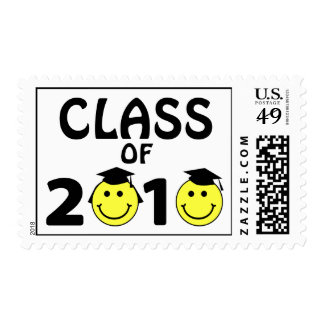 Cute Class of 2010 Stamps