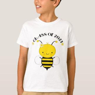 Cute Class of 2027 honeybee T-Shirt