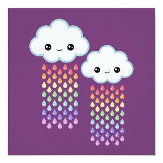 Cute Cloud Birthday Card