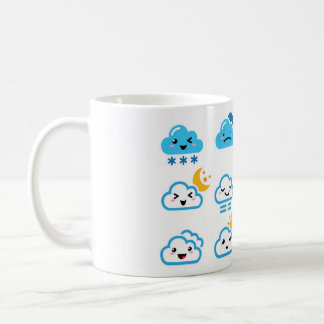 Cute cloud, Kawaii, Manga cup