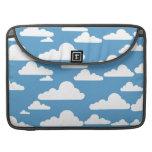 Cute Clouds MacBook Pro Sleeves