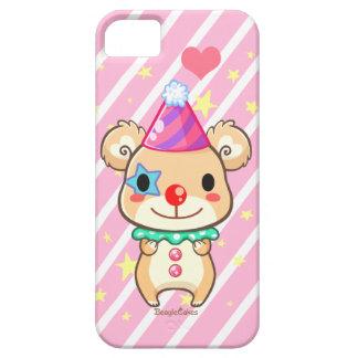 Cute Clow Bear Phone Case