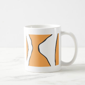 Cute Clown Fish Orange Skin Pattern Classic White Coffee Mug