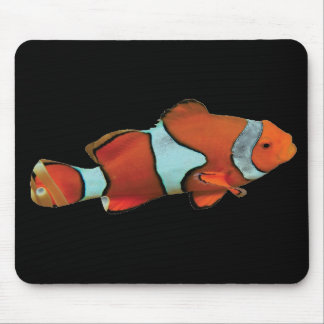 Cute Clownfish Mousepad