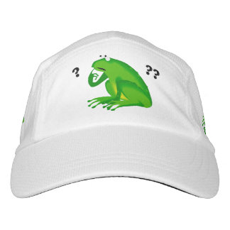 Cute Clueless Frog Hat