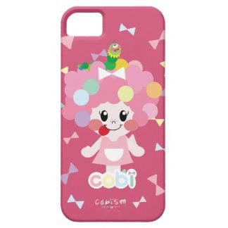 cute cobi-chan's iPhone case ♡
