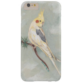 Cute cockatiel barely there iPhone 6 plus case