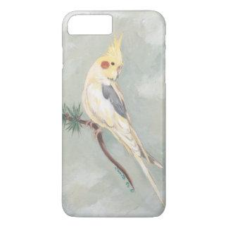 Cute cockatiel iPhone 8 plus/7 plus case