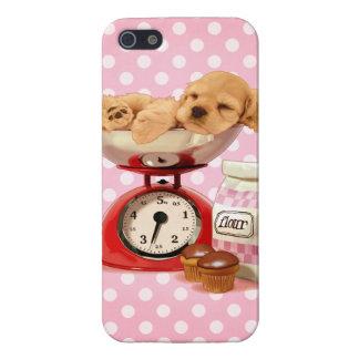 Cute Cocker Spaniel iPhone 5 Case