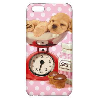 Cute Cocker Spaniel iPhone 5C Cover