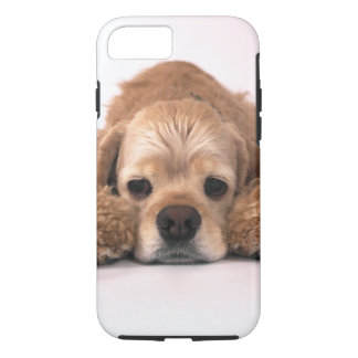 Cute Cocker Spaniel iPhone 7 Case