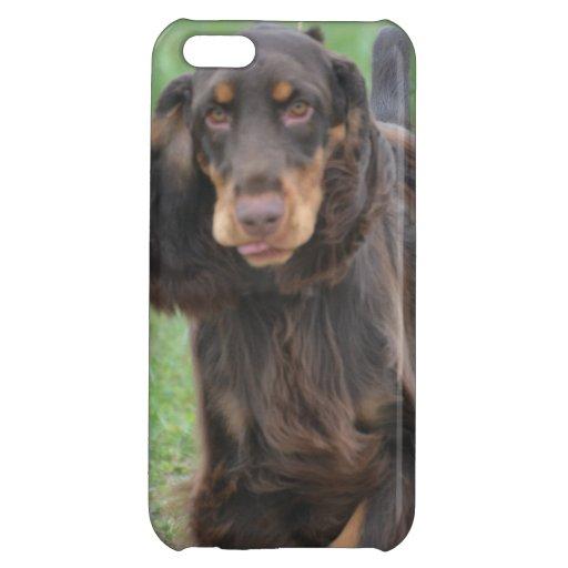 Cute Cocker Spaniel iPhone 5C Case