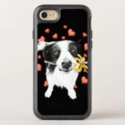 OtterBox Apple iPhone 7 Symmetry Case with Collie Phone Cases design