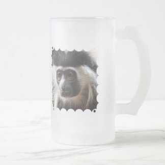 Cute Colobus Monkey Coffee Mugs